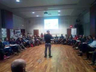 Theix: ateliers citoyens autour du projet urbain de Brestivan.