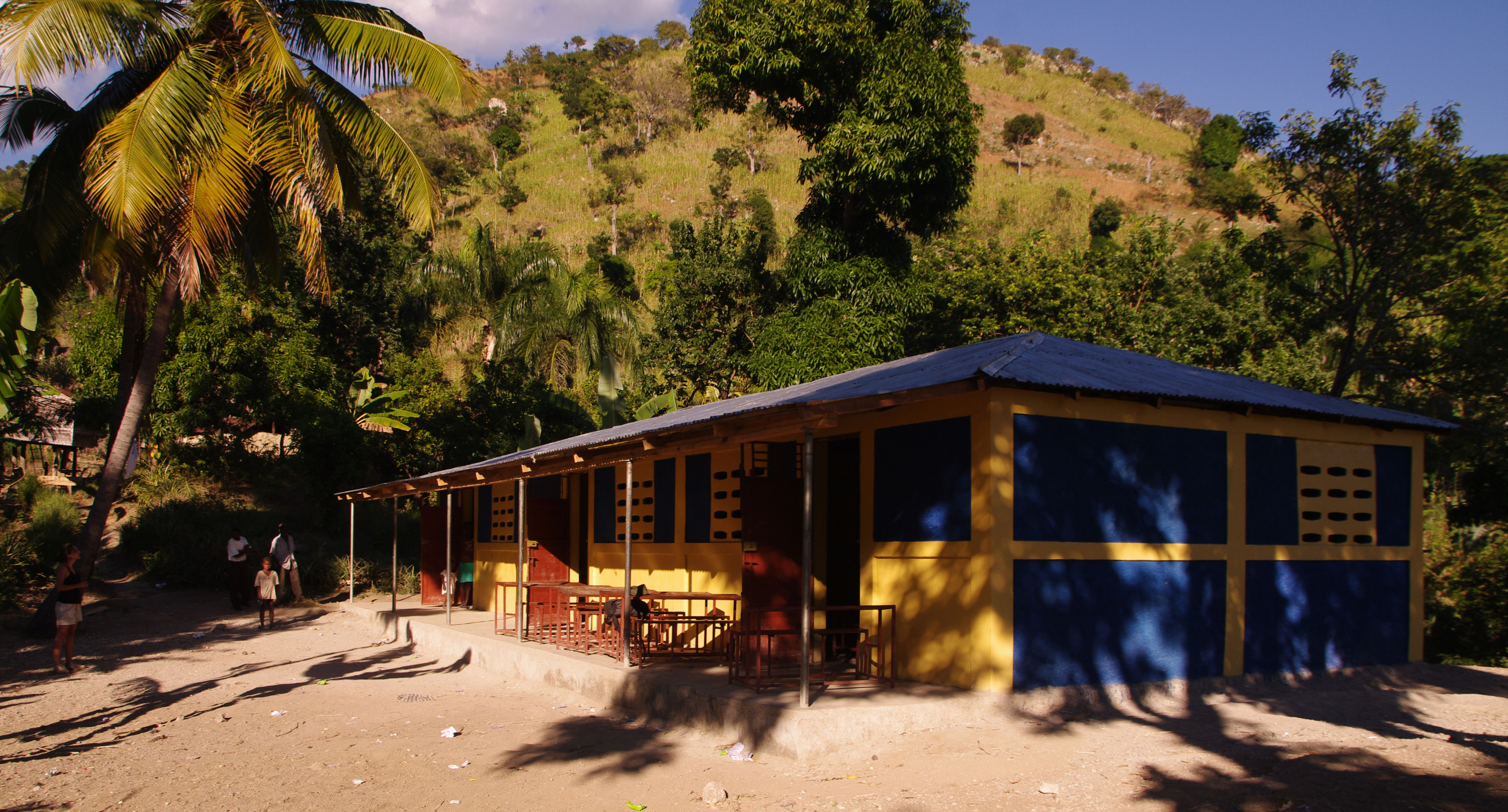 Chantiers Participatifs en Haïti