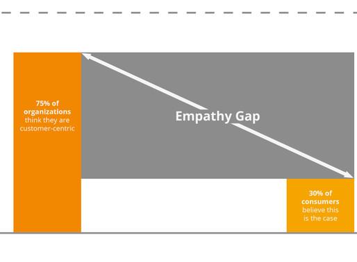 Mind the Gap! – Meiden Sie die Empathie-Lücke zu Ihren Kunden