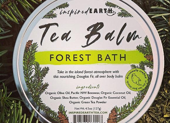 Inspired Earth Forest Bath Tea Body Balm