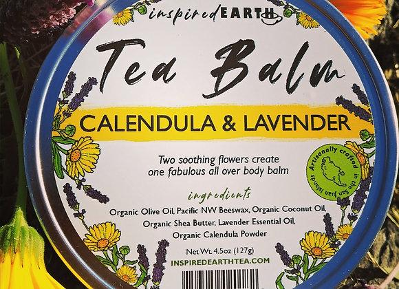Calendula & Lavender Tea Body Balm