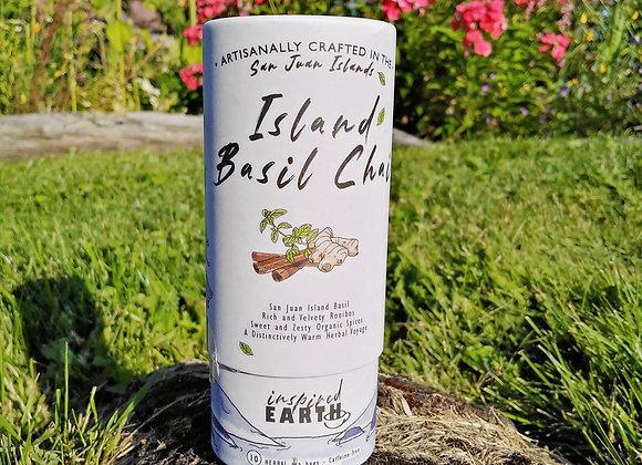 Island Basil Chai