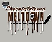 2014 Chocolatetown Meltdown Logo Draft 1