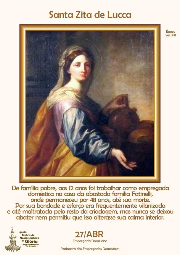 Santa Zita de Lucca