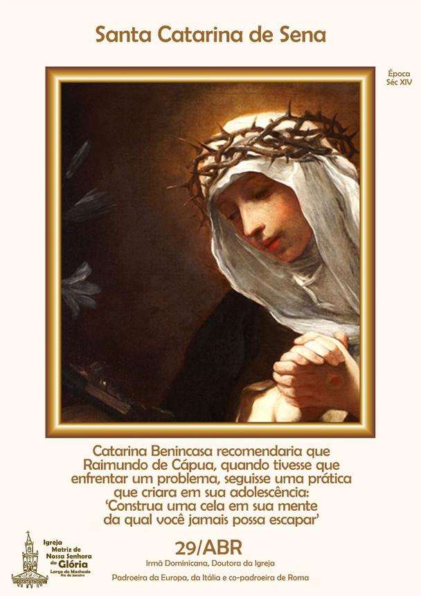 Santa Catarina de Sena