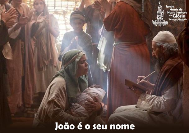 João é o seu nome