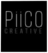 200520_ PiiCO CREATIVE LOGO-white border