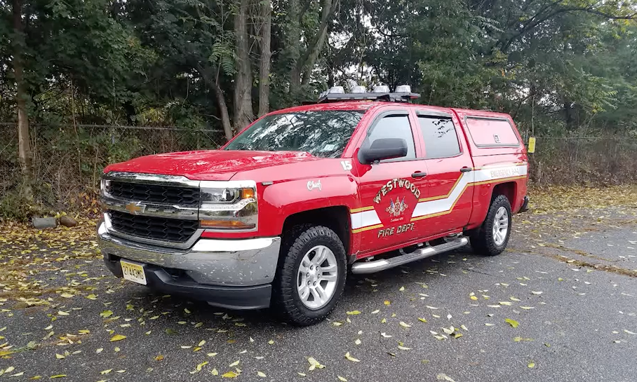 New Chief's Vehicle has arrived