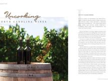 Uncorking NC Wines