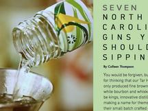 North Carolina Gins You Should Be Sipping