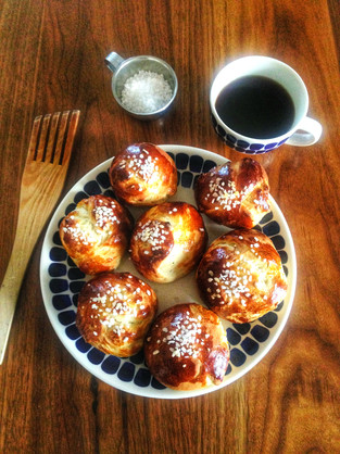 Spicy Sweet Pulla