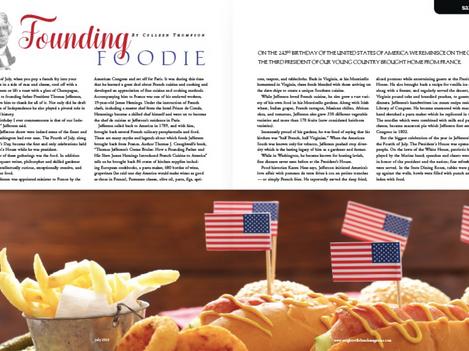 Founding Foodie