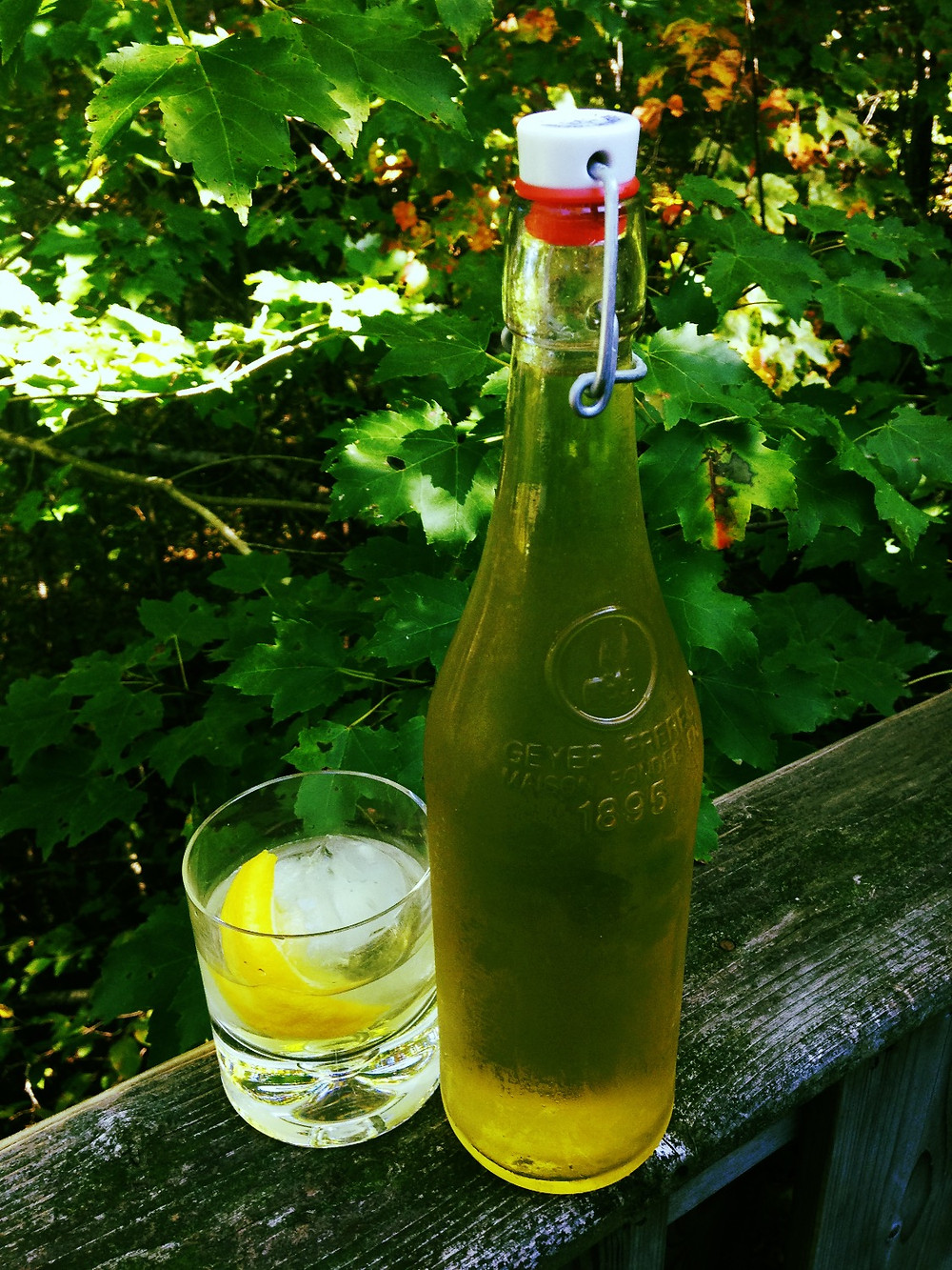 monkey weddings & summer sapphires limoncello recipe