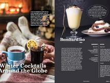 Winter Cocktails Around the Globe