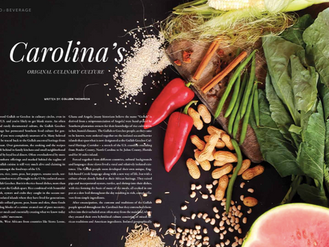 Carolina Culinary Culture