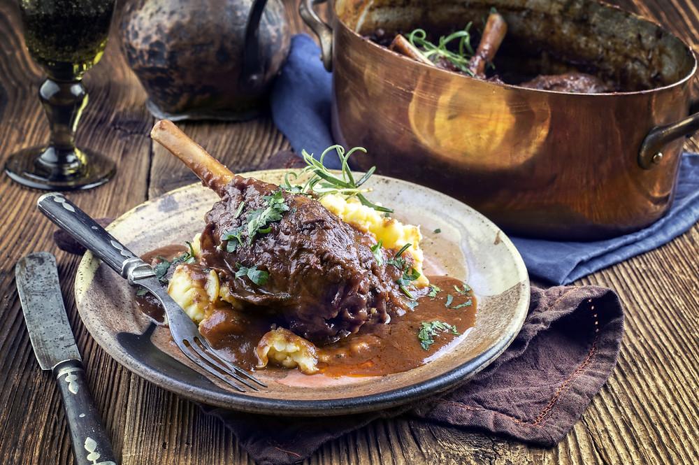 Karoo Lamb Shank Recipe