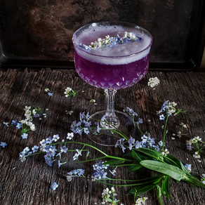 Butterfly Pea Blossom Gin