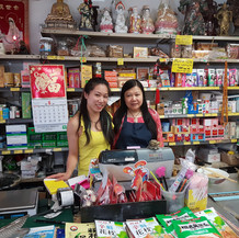 Ethnic Grocers