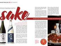 Food Pairing with Sake