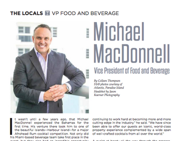 Michael Macdonnell
