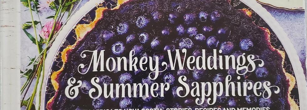 Monkey Weddings & Summer Sapphires Cookbook