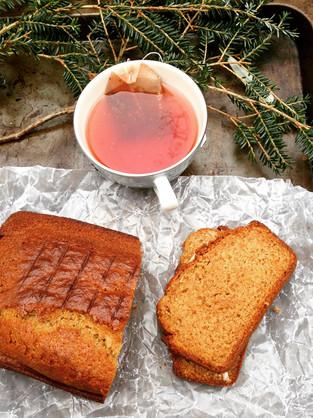 Rainy Day Ginger Bread