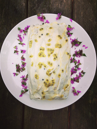 Auntie Elsa's Granadilla Cake