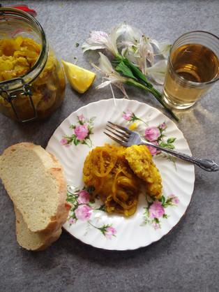 Kaapse Kerrievis (Pickled Fish)