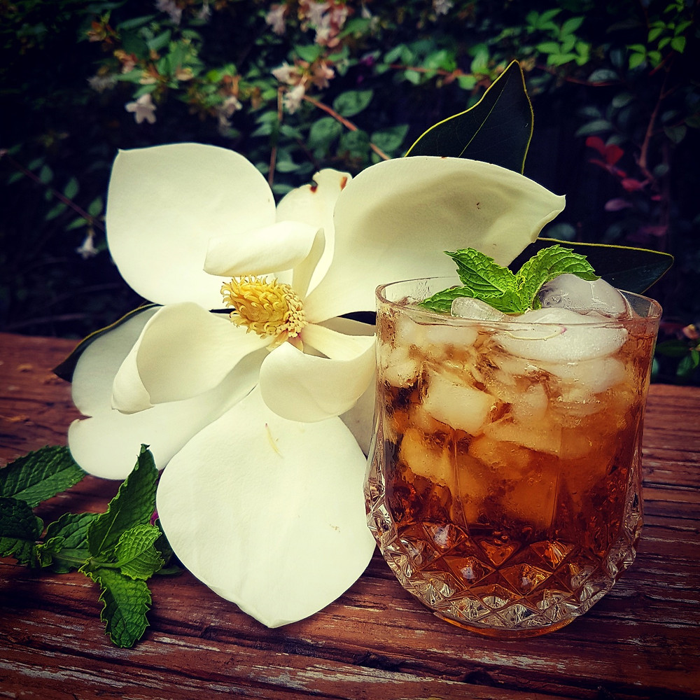 Mint Julep - A Writers Cocktail by Colleen Thompson