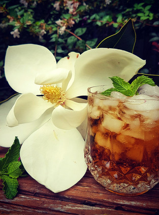 Mint Julep: A Writers Cocktail