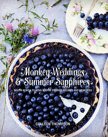 Monkey Weddings & Summer Sapphires