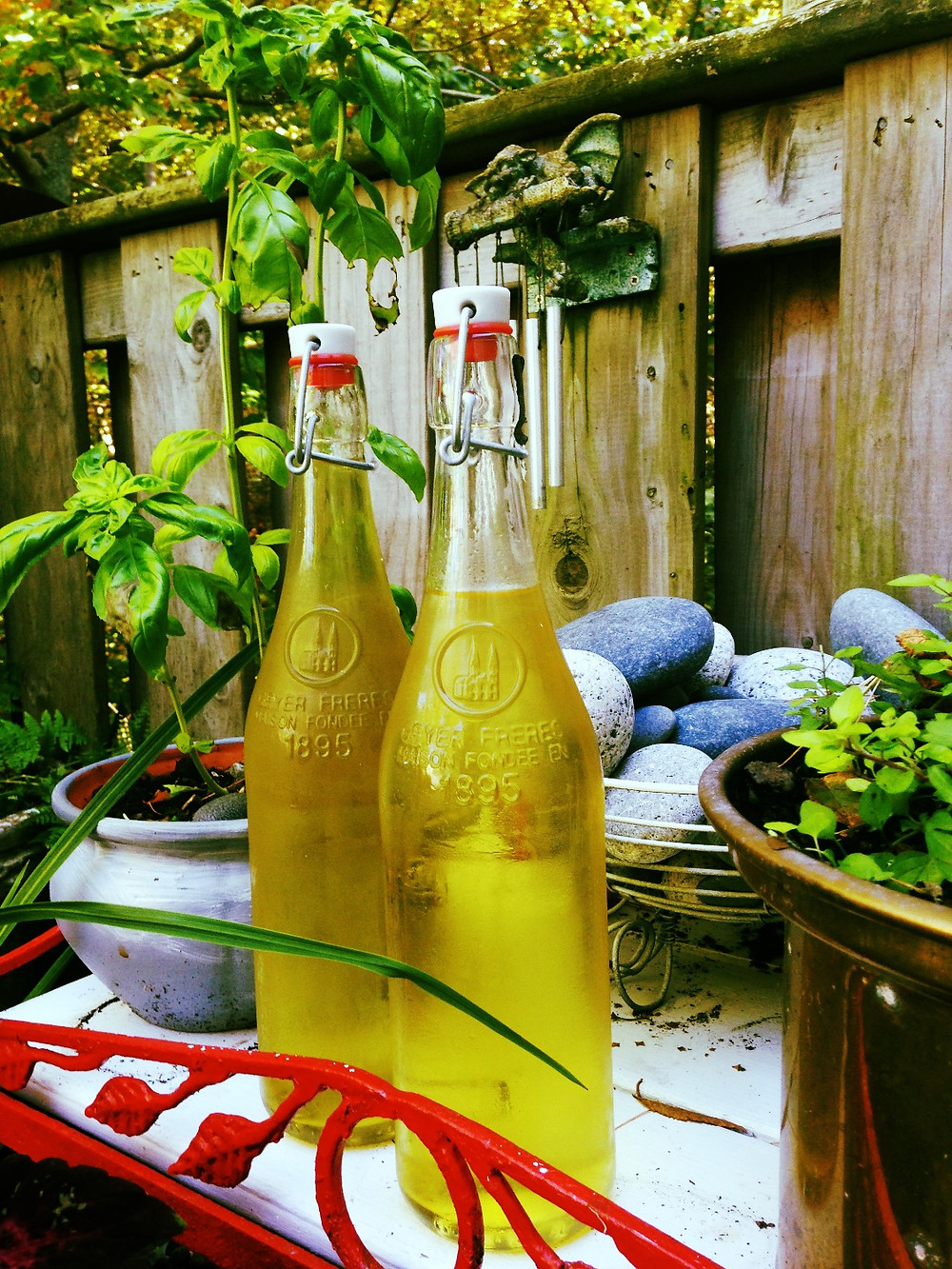 monkey weddings & summer sapphires limoncello recipe