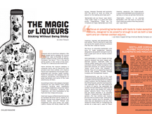 The Magic of Liqueurs