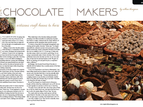 The Chocolate Makers