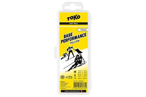 Wax Base Performance Yellow