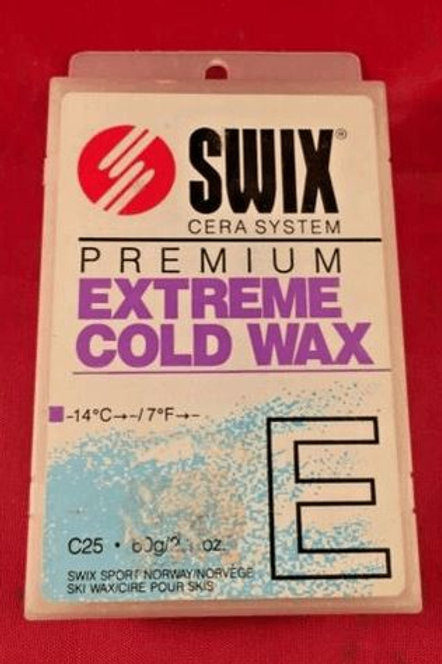 System Premium Extreme Cold Wax