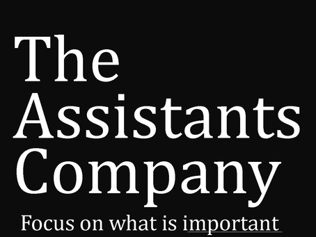REAL ESTATE & VIRTUAL ASSISTANTS