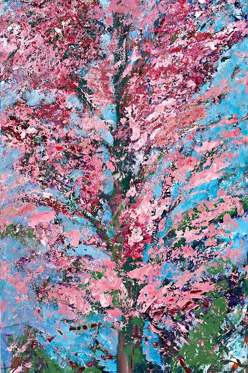 Le Tree en Rose