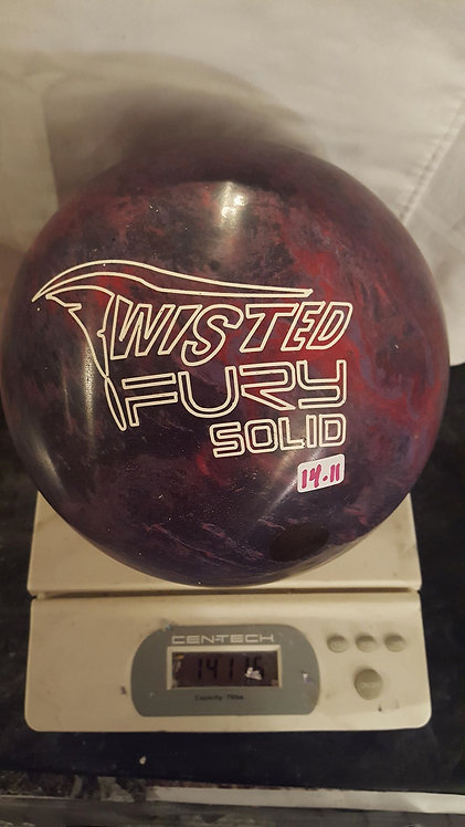 Brunswick Twisted Fury Solid