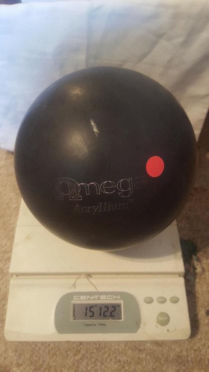 Ebonite Omega