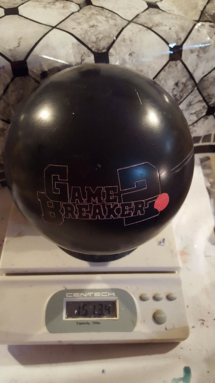 Ebonite Gamebreaker 2