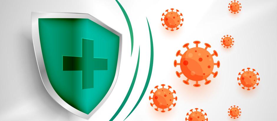 Jak wzmocnić odporność w okresie pandemii.