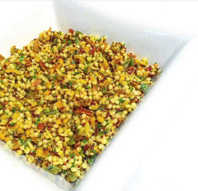 PICNIC PERFECT ISRAELI COUSCOUS