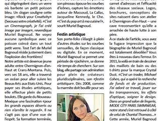 ARTICLE 6ème DIMENSION 2014