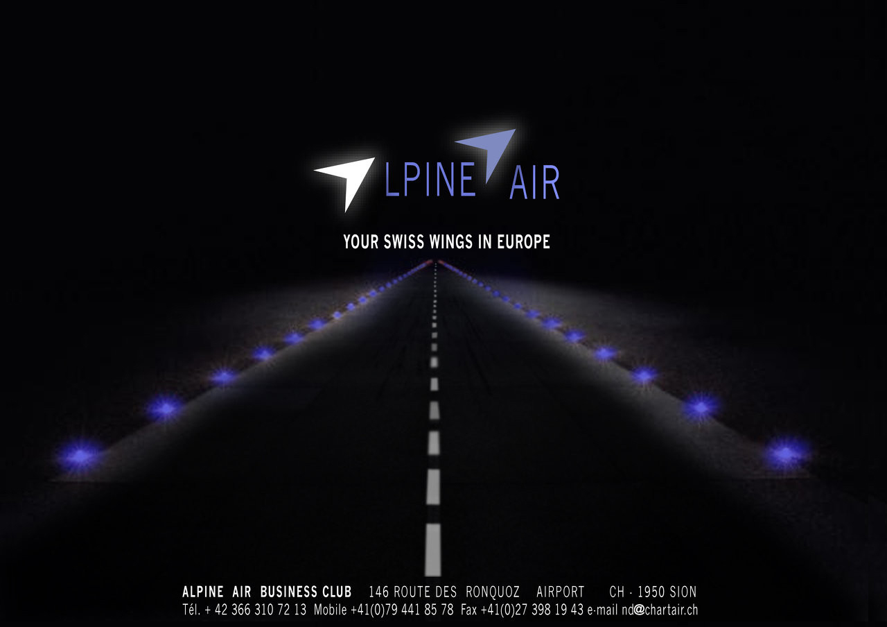 BROCHURE ALPINE AIR