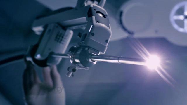 Petite merveille de la robotique, Da Vinci® Xi