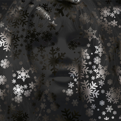 BRIGITTE BARDOT SNOWFLAKES
