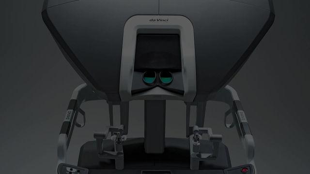 Le robot Da Vinci Xi, un bijou technologique