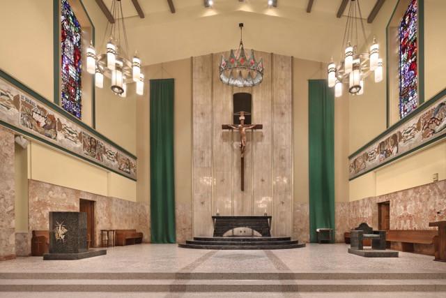 St. Boniface Altar