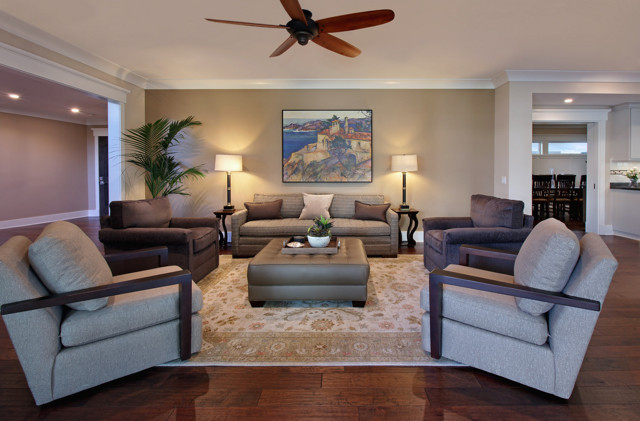 Rectory Seating Area